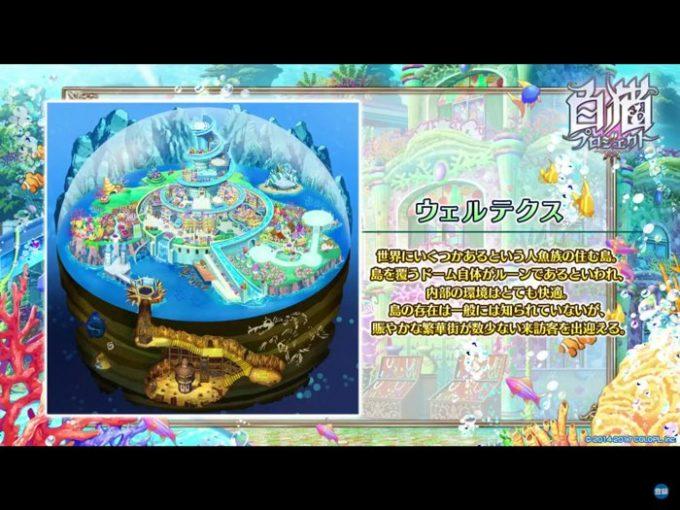 12島のマップ