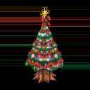 願いを叶えるクリスマスツリー