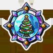 クリスマスのルーン