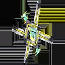 ジーク KINGSCROWN モチーフ武器